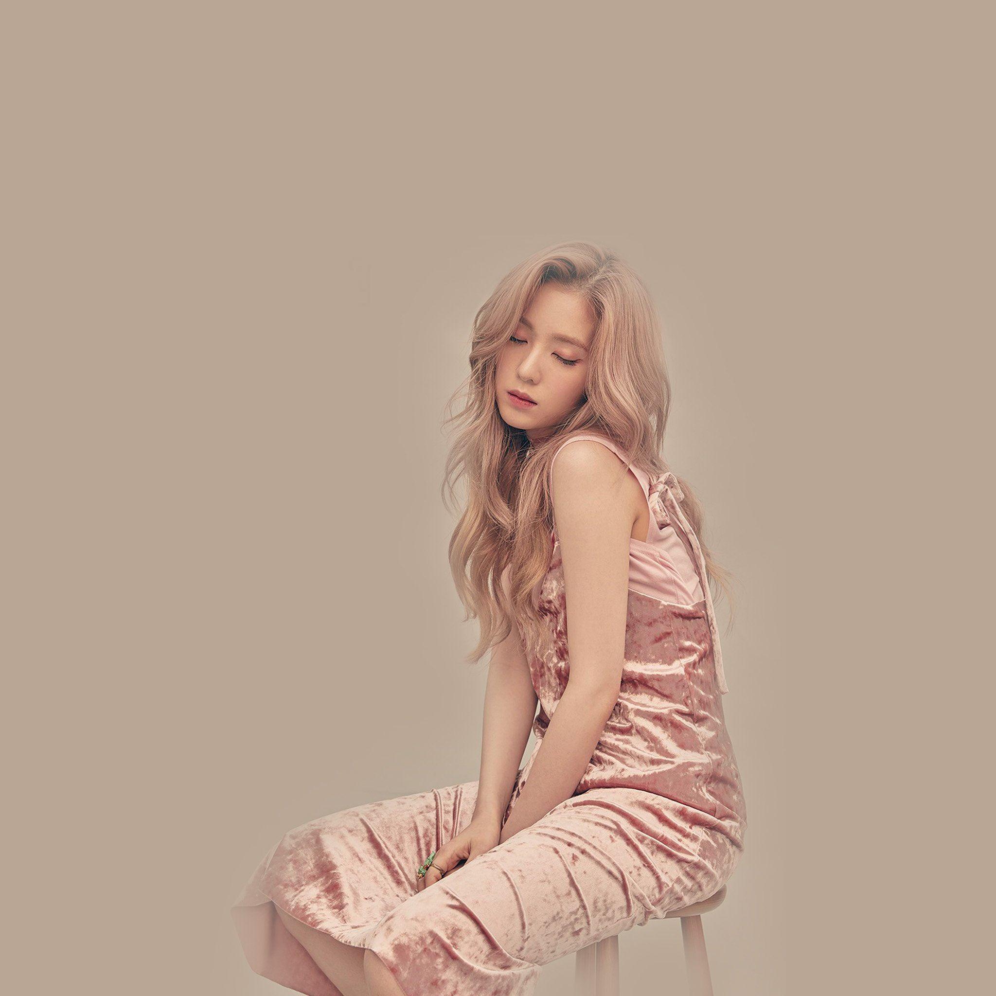 Irene Kpop Redvelvet Pink Girl Ipad Air Wallpapers Free Download