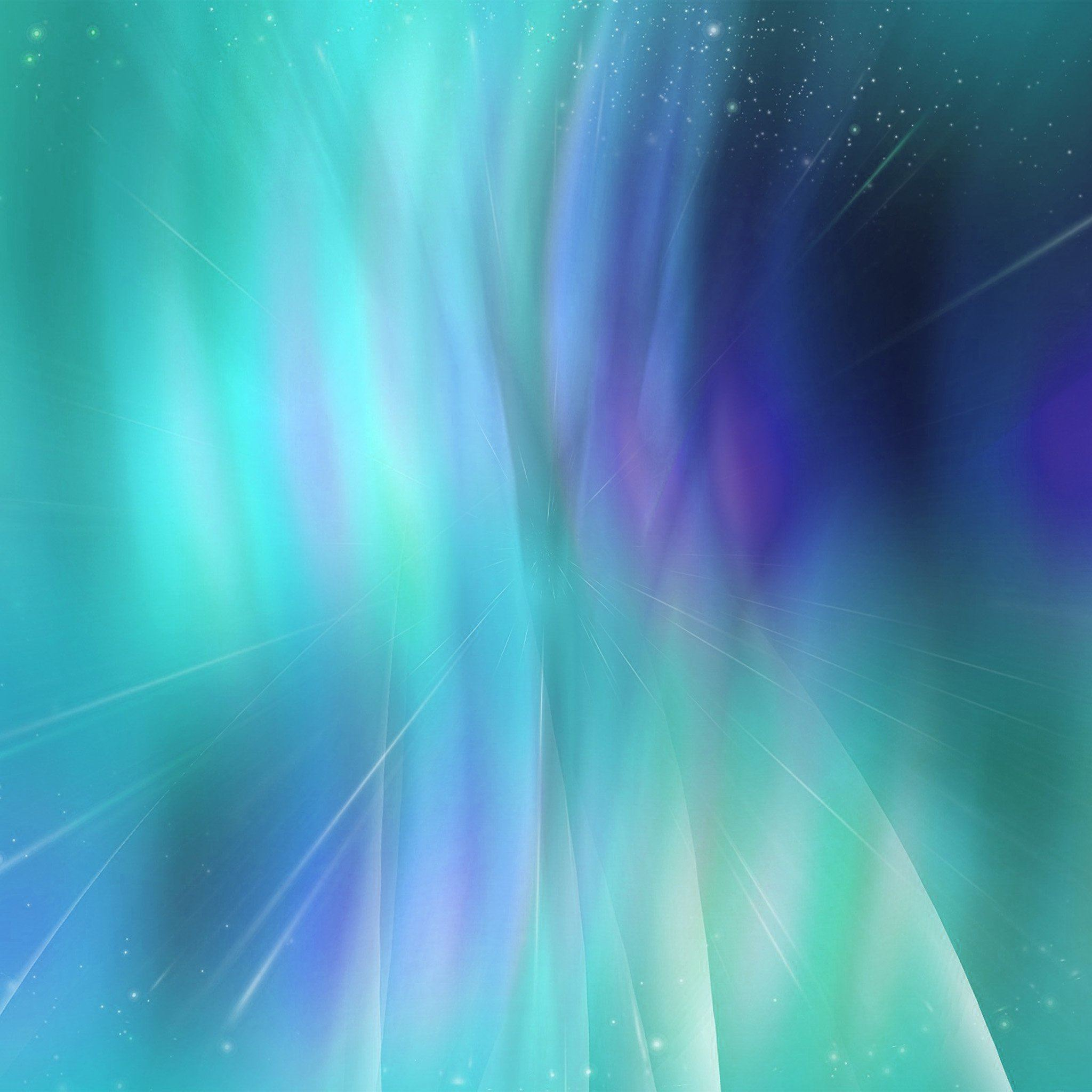 Fantasy Green Blue Abstract Pattern IPad Air Wallpapers