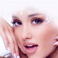 Ariana Grande Girl Singer iPad wallpaper