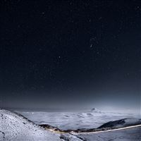 Armenia night iPad Air wallpaper