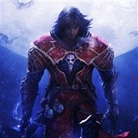 Castlevania Lords of Shadow iPad Air wallpaper