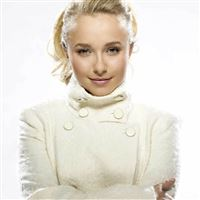 Hayden Panettiere iPad wallpaper