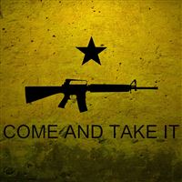 Come and Take it iPad Air wallpaper