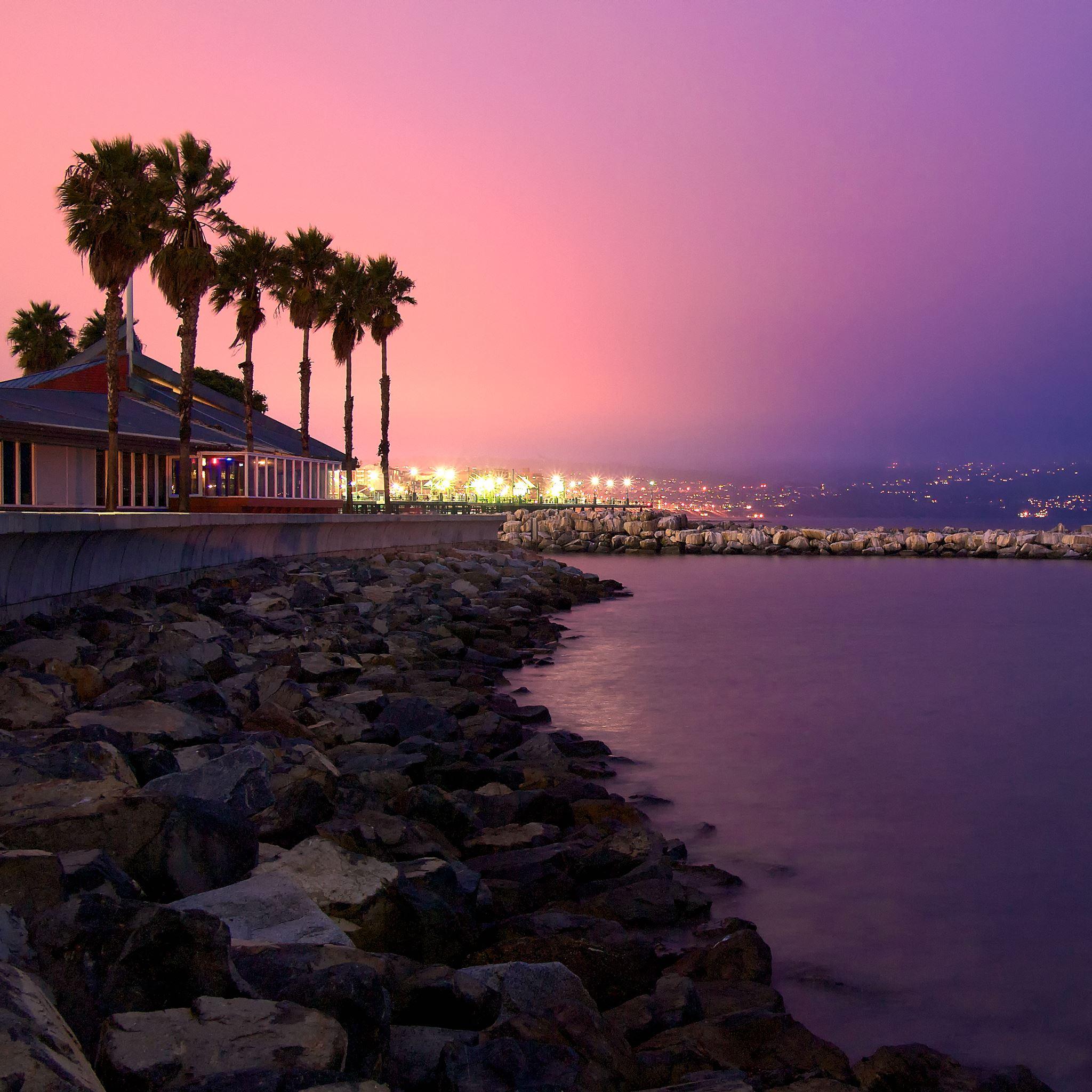 La Sunset Ipad Air Wallpapers Free Download