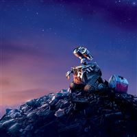 Wall E iPad Air wallpaper