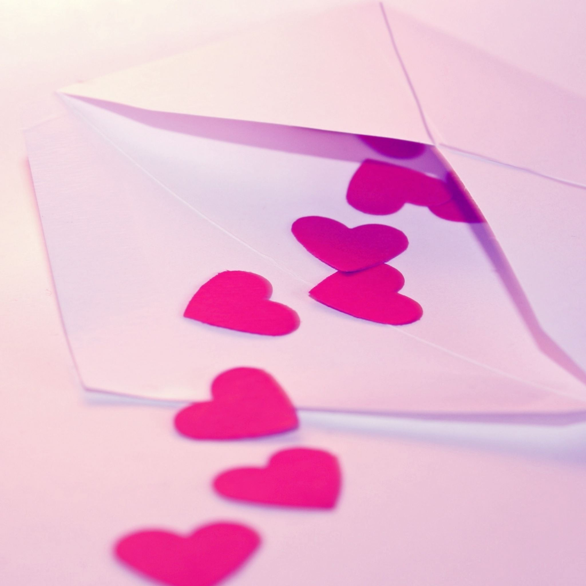 DOWNLOAD Love Letter IPad Air Wallpaper