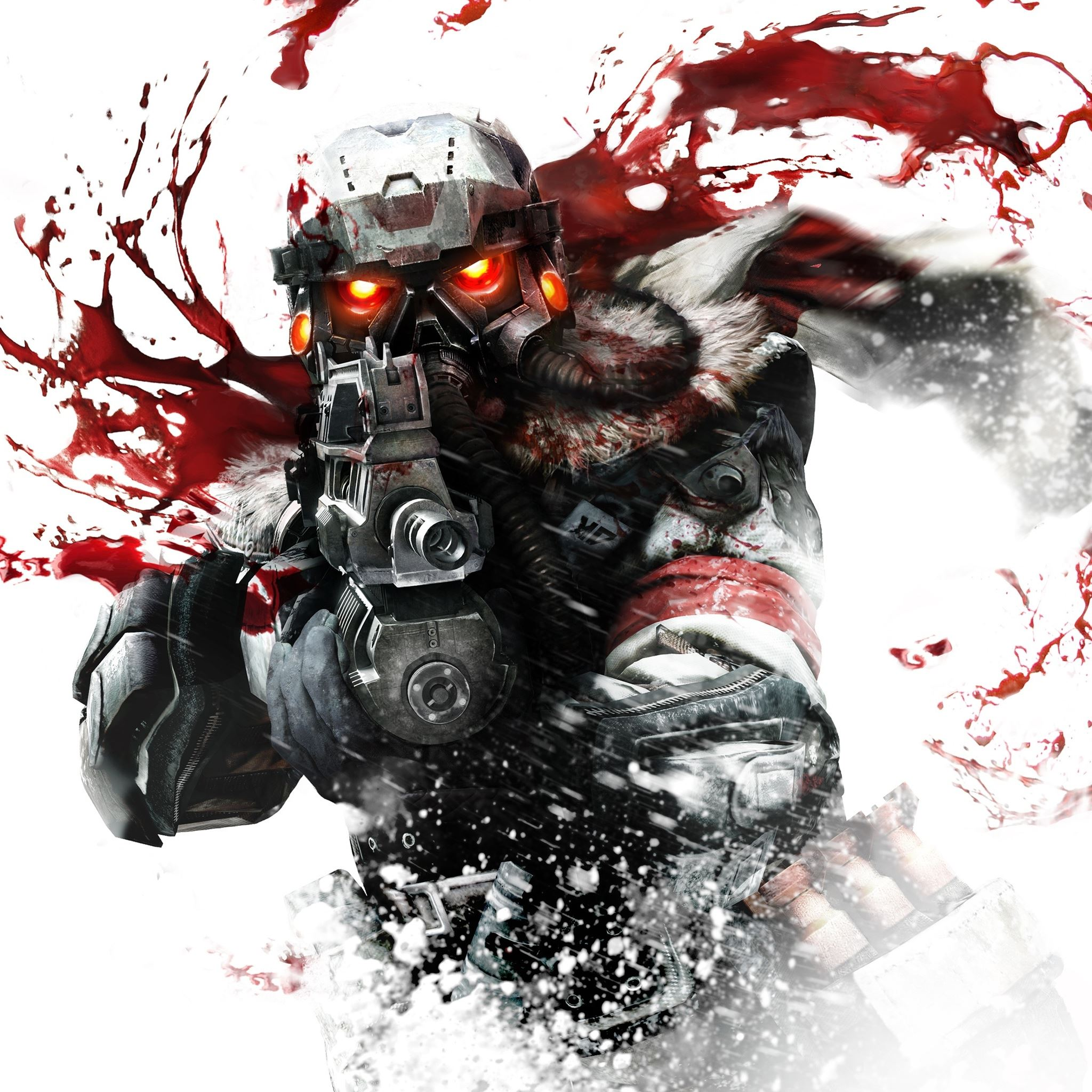 Killzone 5 iPad Air wallpaper