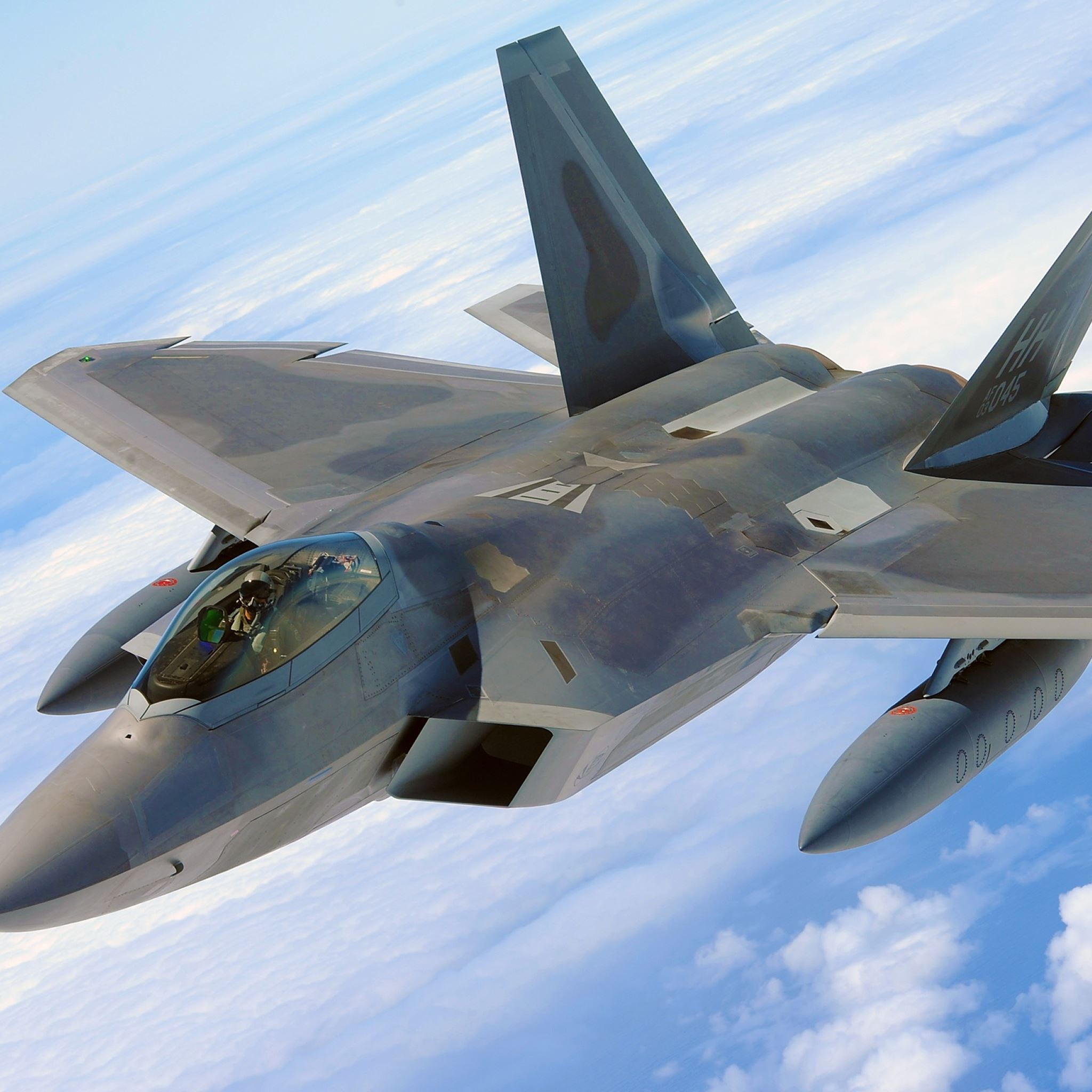 Military Fighter Jet iPad Air wallpaper