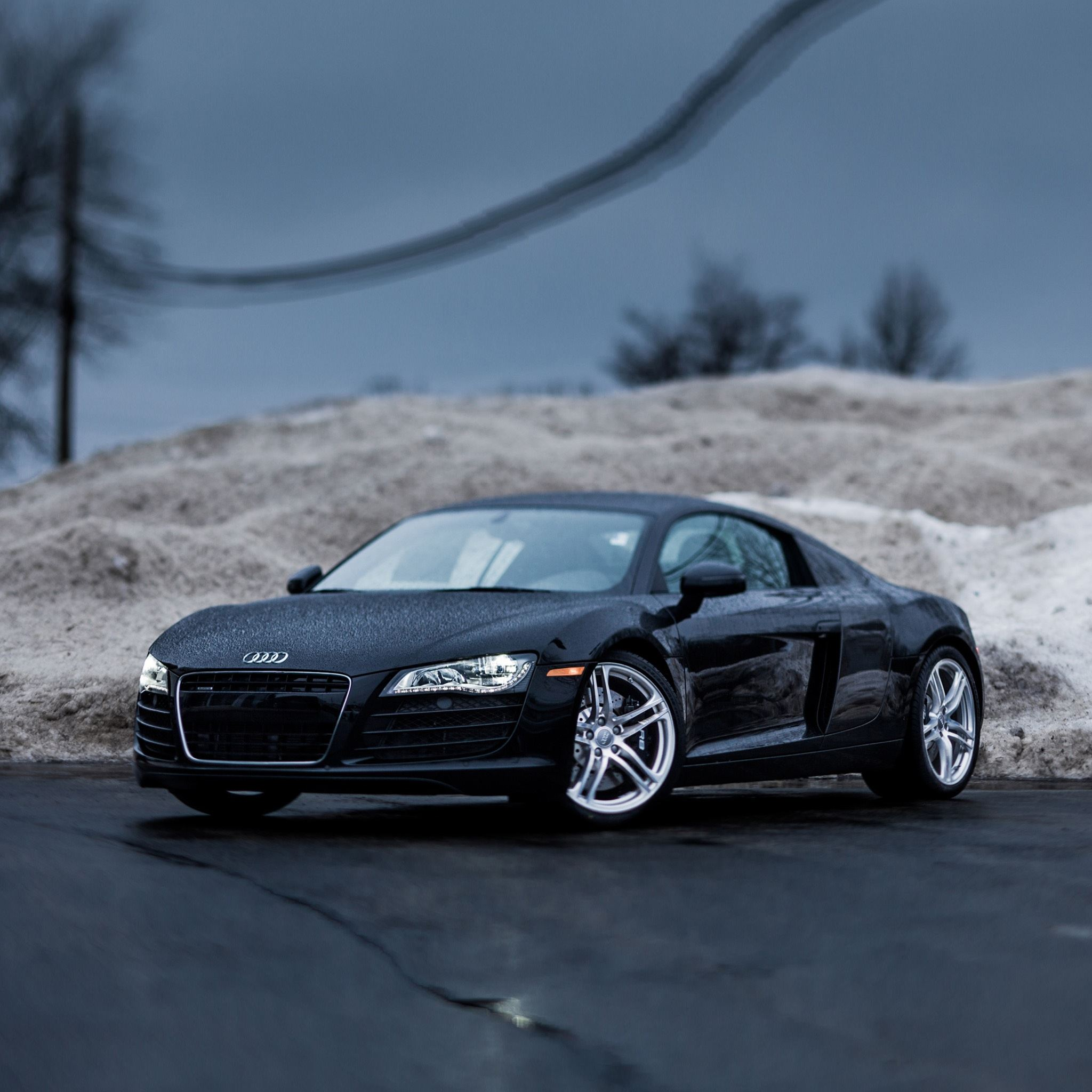 Audi R8 IPad Air Wallpapers Free Download