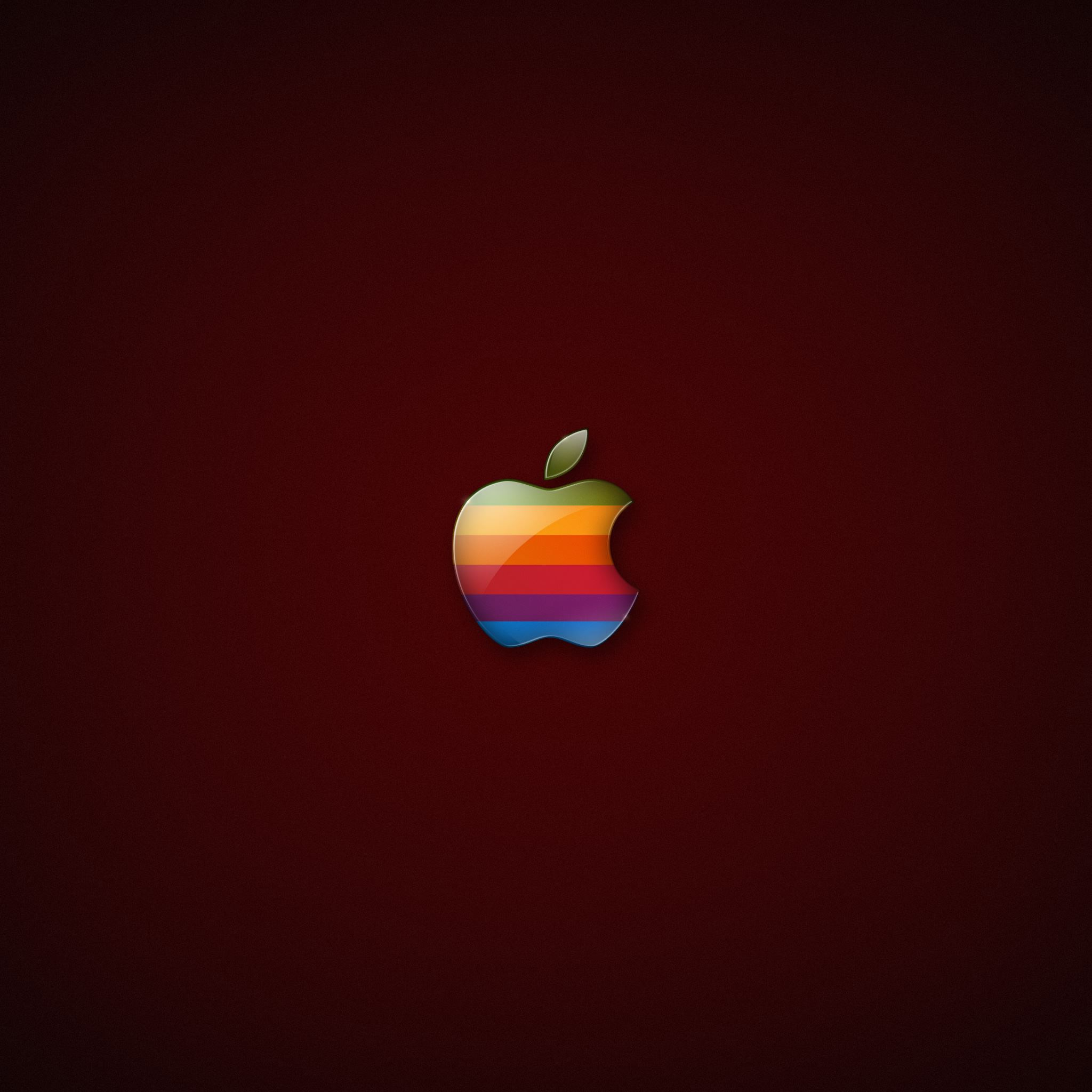Classic Apple iPad Air wallpaper
