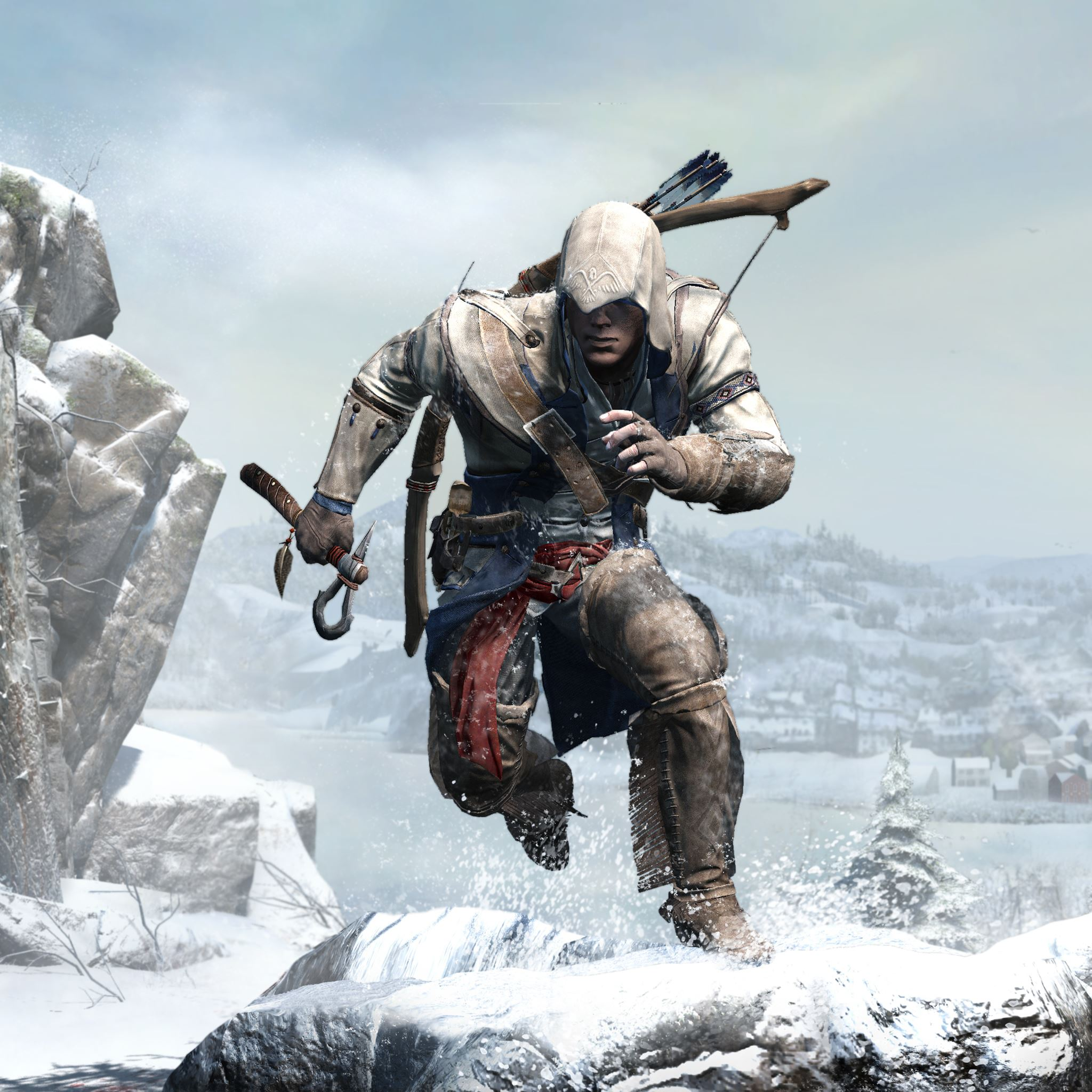 Assassins Creed 3 Ipad Air Wallpapers Free Download