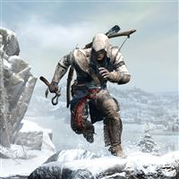 Assassins Creed 3 iPad Air wallpaper