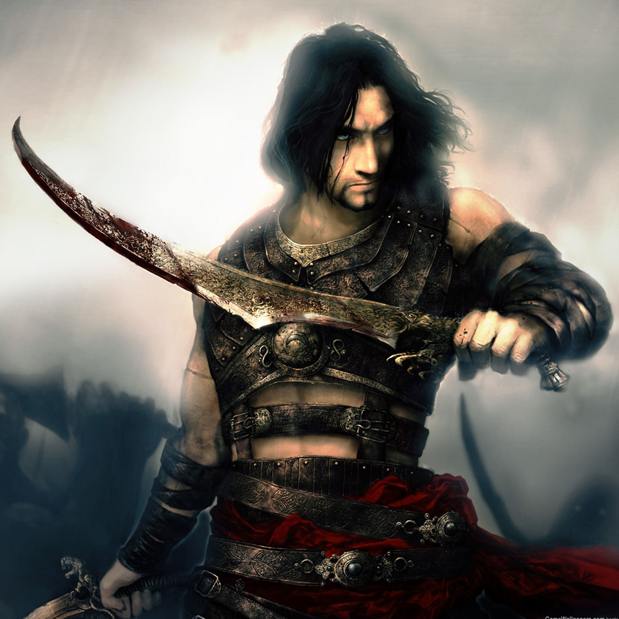 Wallpaper Prince of Persia The Sands of Time Prince of Persia