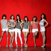 Girls Generation iPad wallpaper