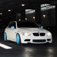 BMW M3 iPad Air wallpaper