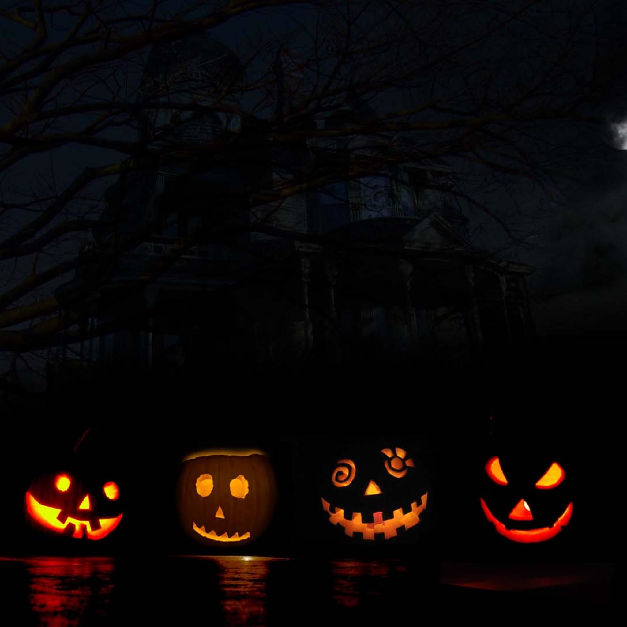 Best Halloween Ipad Air Wallpapers Hd Ilikewallpaper