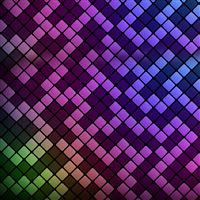 Squares Pattern iPad wallpaper