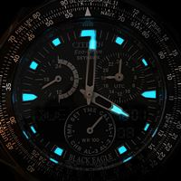 Citizen Wristwatch iPad Air wallpaper
