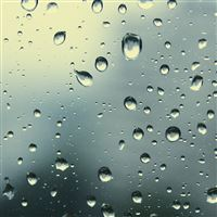 Rain Drops 5 iPad Air wallpaper