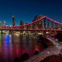 Story Bridge iPad Air wallpaper