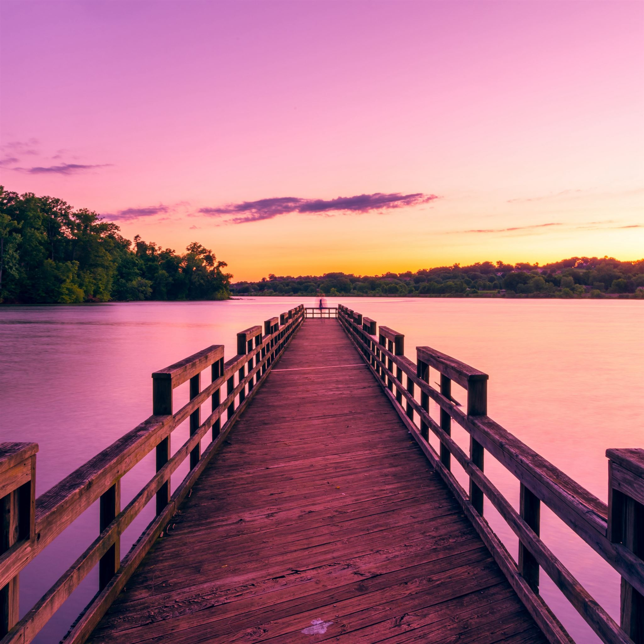 Best Sunset Ipad Pro Wallpapers Hd Ilikewallpaper