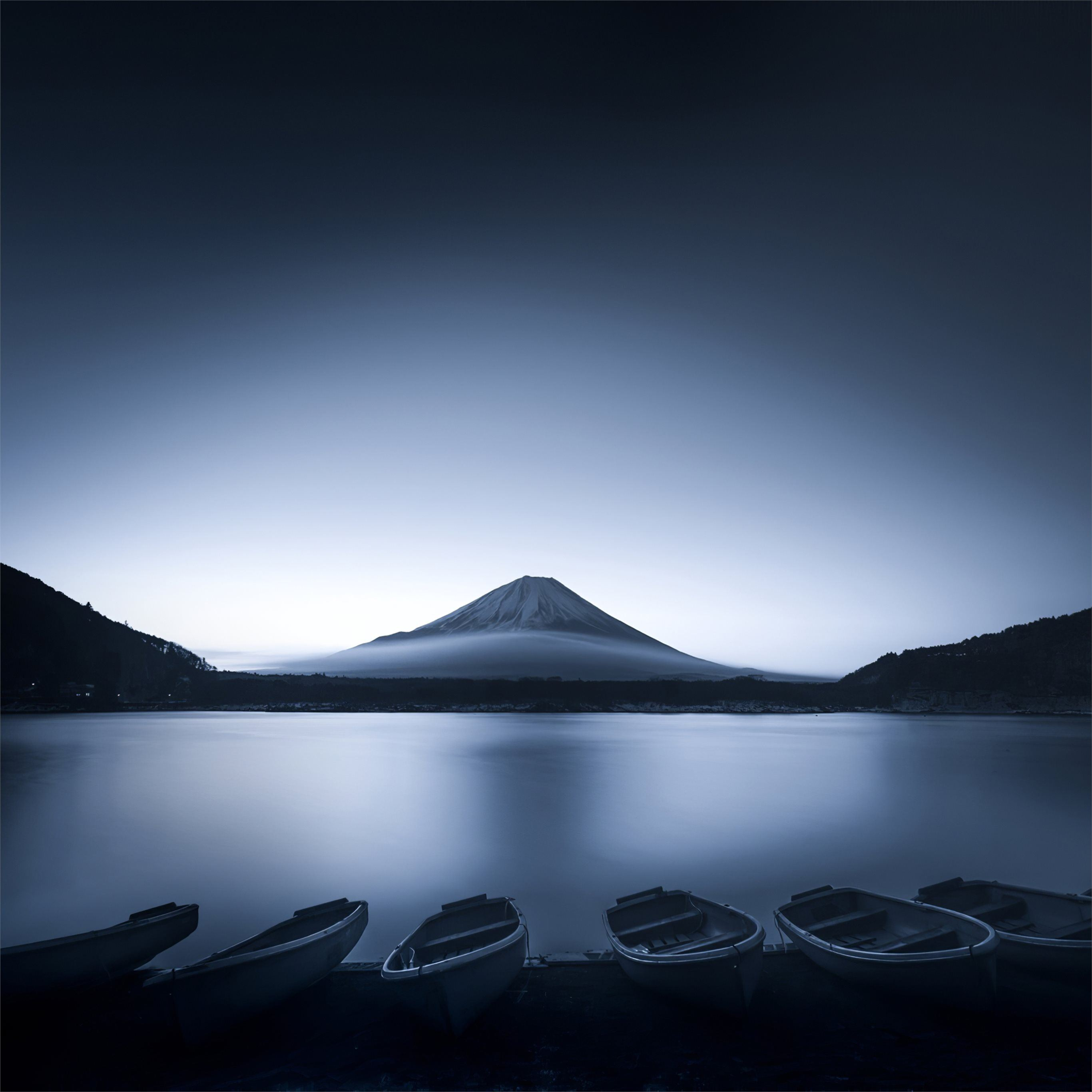 Mount Fuji Beautiful View 4k Ipad Pro Wallpapers Free Download