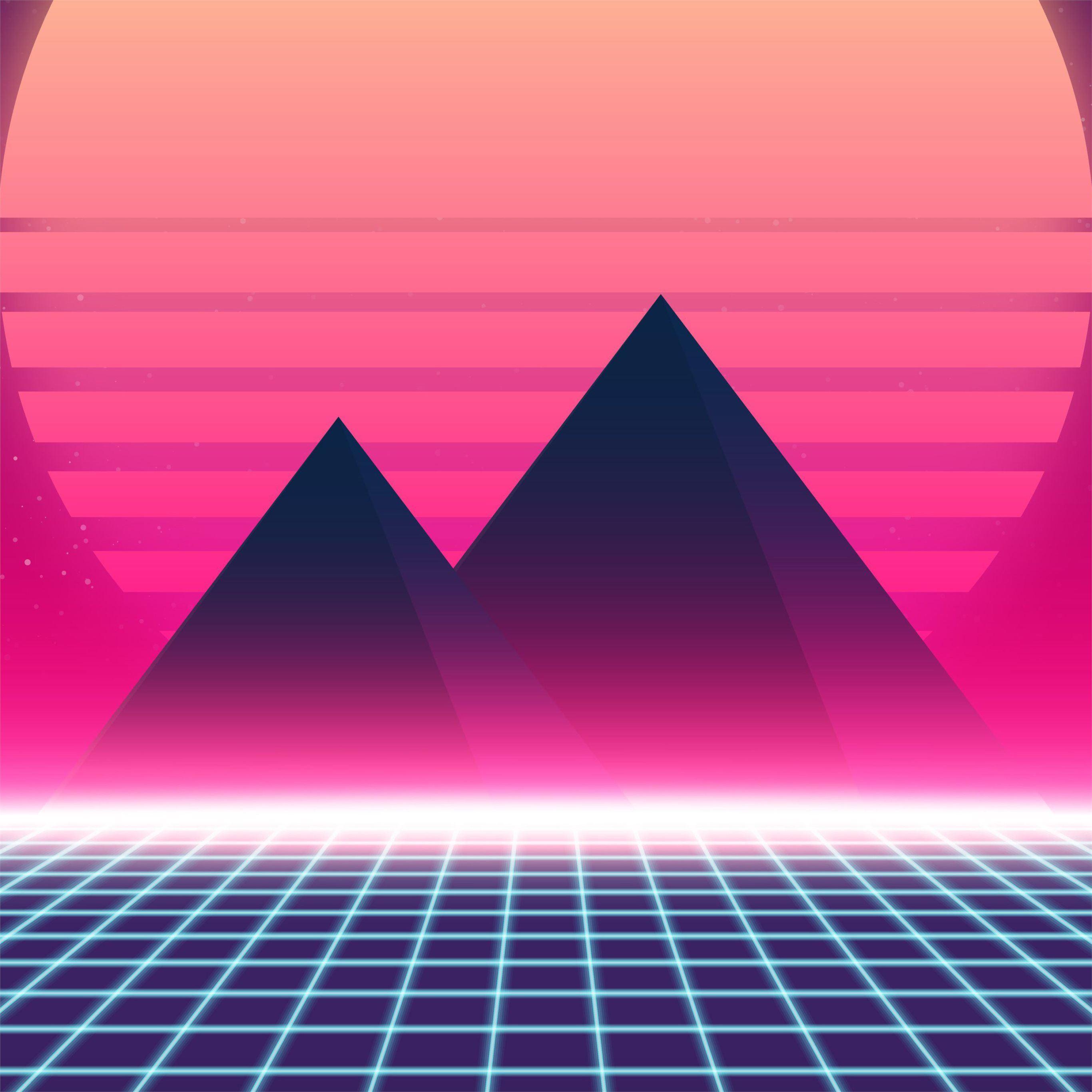 Best Retrowave Ipad Pro Wallpapers Hd Ilikewallpaper
