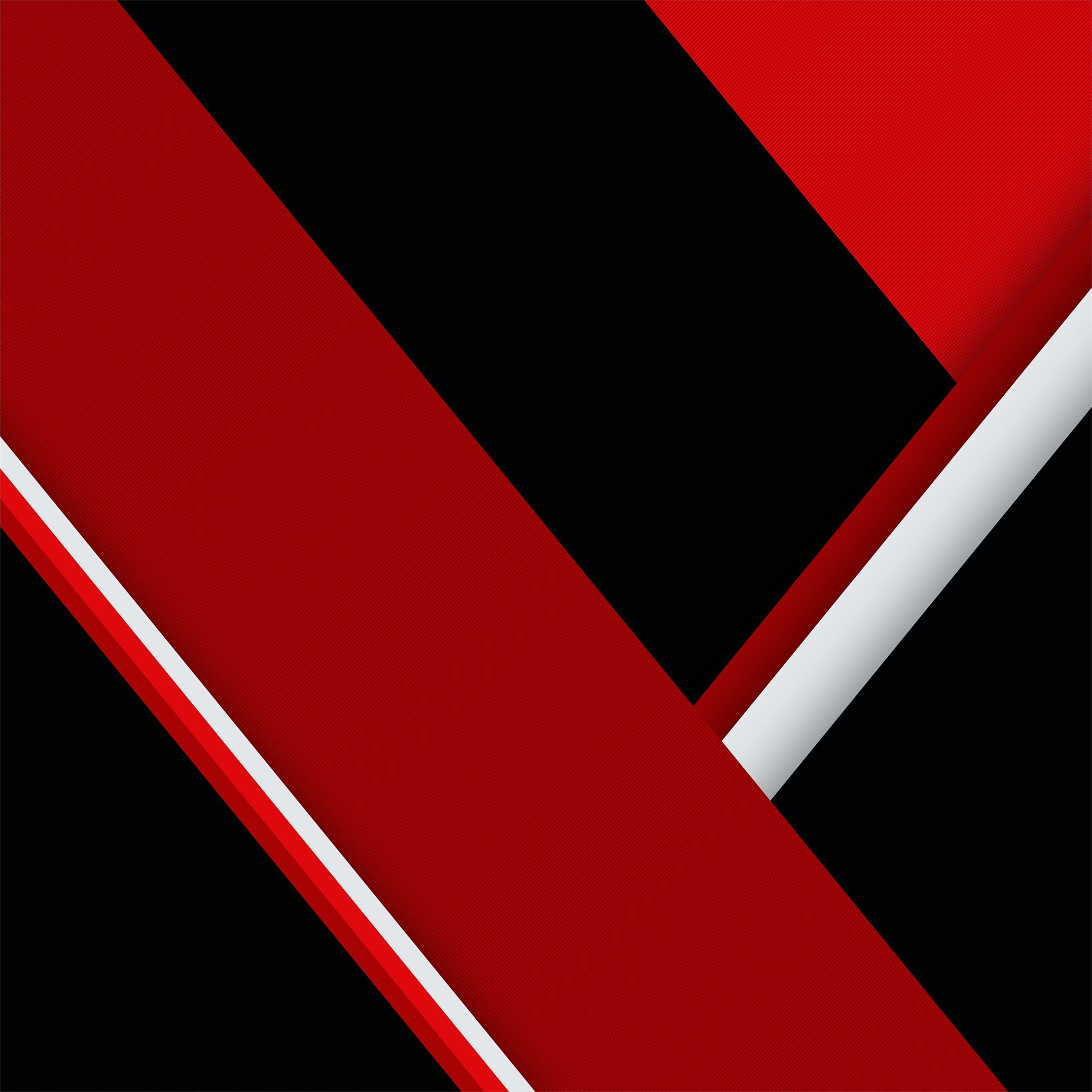 Red Black Texture Shapes Abstract 4k Ipad Pro Wallpapers Free Download