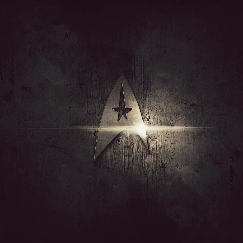 Star Trek Logo Ipad Wallpapers Free Download