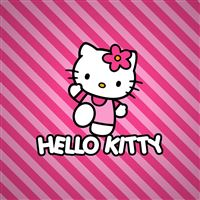 Hello Kitty iPad wallpaper