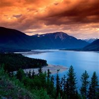 British Columbia iPad wallpaper