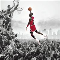 Michael Jordan iPad wallpaper