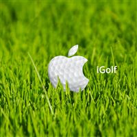 iGolf iPad wallpaper