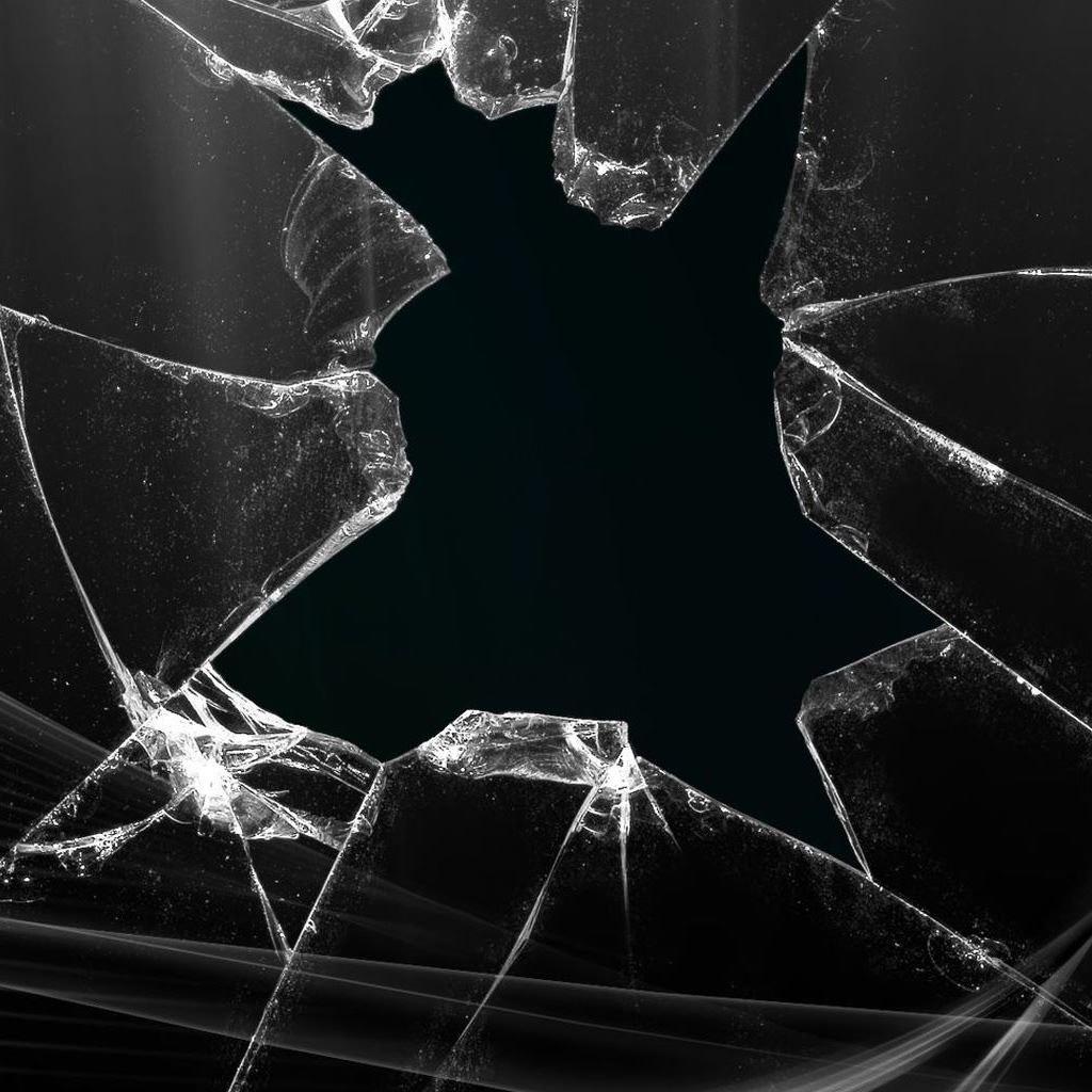 Glass Wallpaper: Broken Glass IPad Wallpaper Download