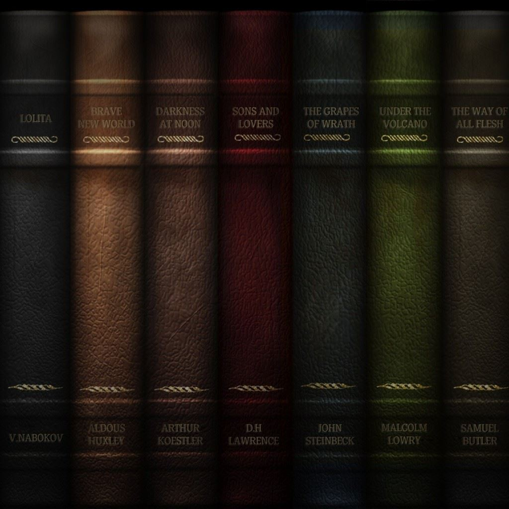 Books Ipad Wallpapers Free Download