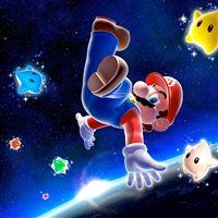 Super Mario Galaxy ipad wallpaper ilikewallpaper com 200
