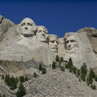 Mount Rushmore iPad wallpaper