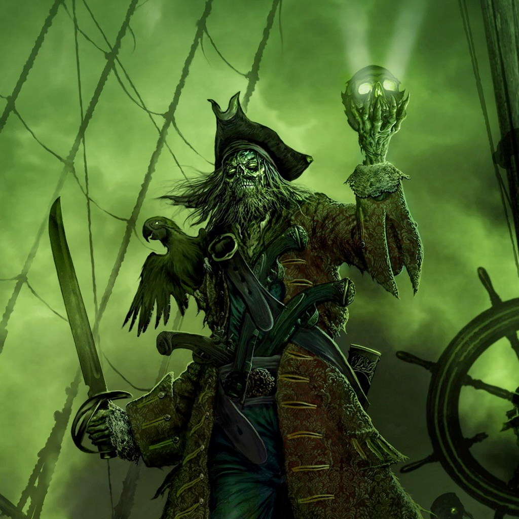 Pirates Of The Caribbean Ipad Wallpapers Free Download