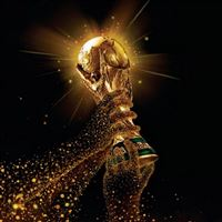 Fifa World Cup Trophy iPad wallpaper
