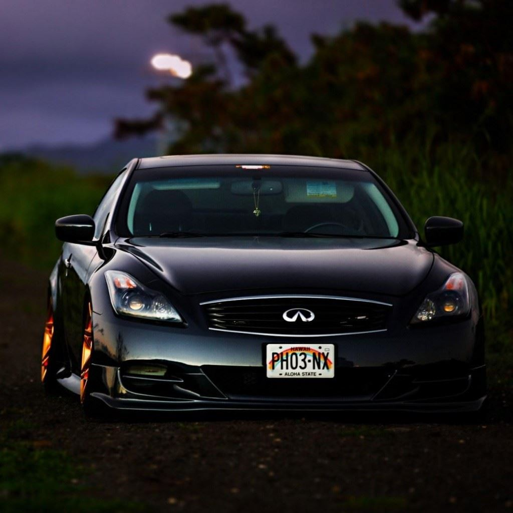 Infiniti G35 Car Tuning Ipad Wallpapers Free Download