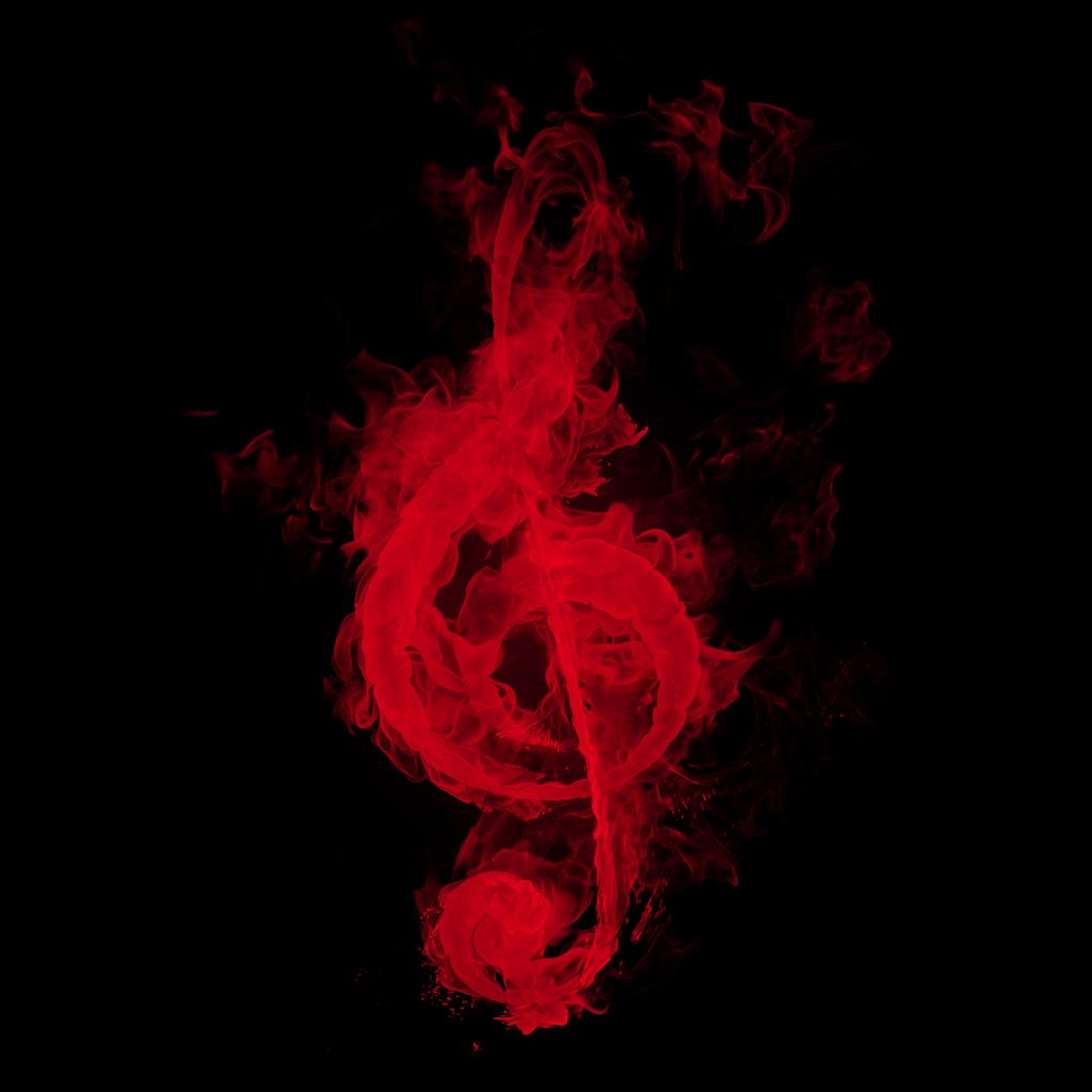 Clef Fire G Clef Ipad Wallpaper Download Iphone Wallpapers Ipad