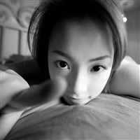 Asians Japanese Grayscale Monochrome Women iPad wallpaper