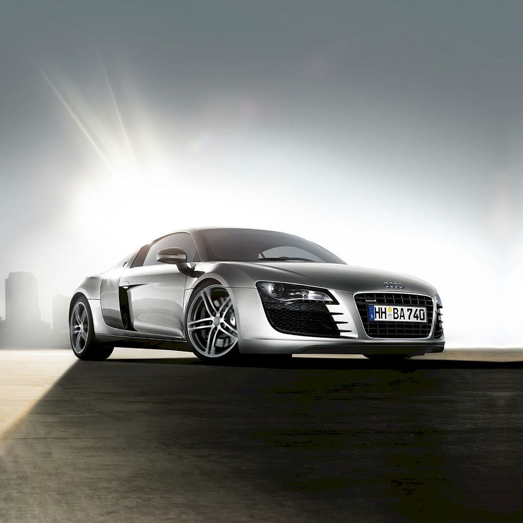 Audi R8 IPad Wallpapers Free Download