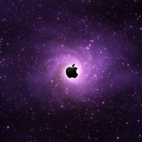 Galaxy Apple iPad wallpaper