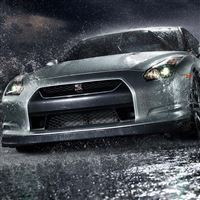 Nissan Skyline GTR iPad wallpaper