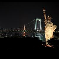 Statue of Liberty iPad wallpaper