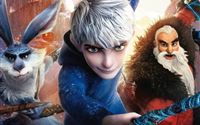 Rise of the Guardians iPad wallpaper