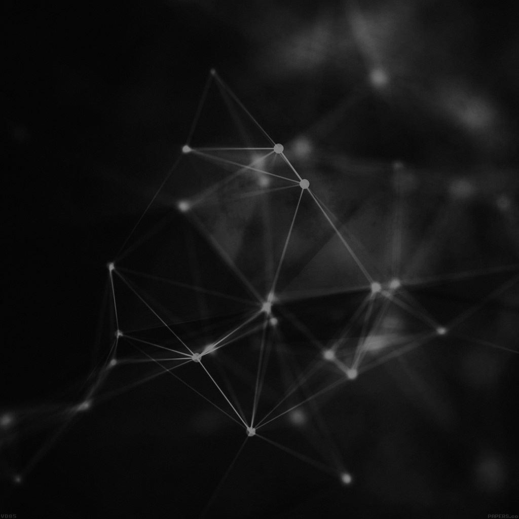 Scifi Web Dark Pattern Abstract Art Ipad Wallpapers Free Download