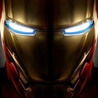 Iron Man Helmet iPad wallpaper