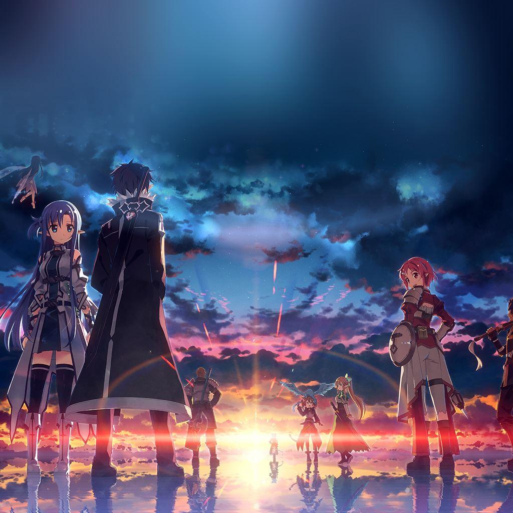 Best Anime Cartoons Ipad Wallpapers Free Hd